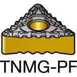 サンドビック 【10個セット】サンドビック T-Max P 旋削用ネガ・チップ 4215 4215 TNMG160404PF-3