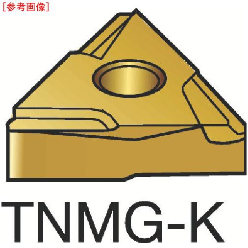 サンドビック 【10個セット】サンドビック T-Max P 旋削用ネガ・チップ 2035 TNMG160408RK-2