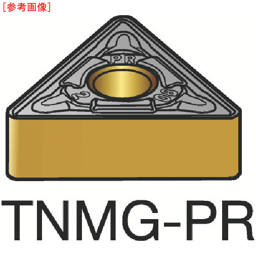 サンドビック 【10個セット】サンドビック T-Max P 旋削用ネガ・チップ 4235 TNMG220408PR-3