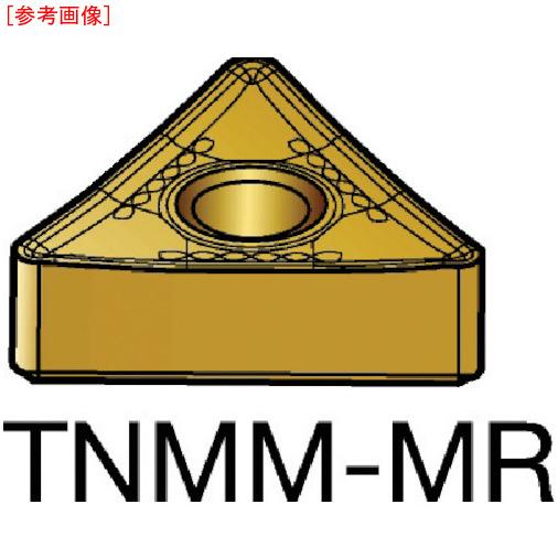サンドビック 【10個セット】サンドビック T-Max P 旋削用ネガ・チップ 2025 TNMM220412MR-1