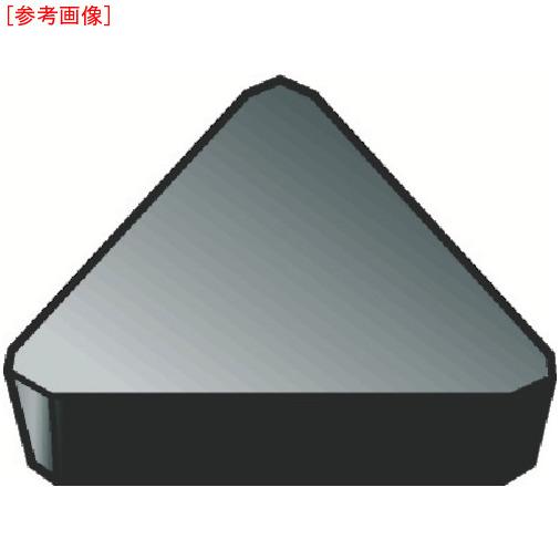 サンドビック 【10個セット】サンドビック フライスカッター用チップ HM TPKN2204PDR-6