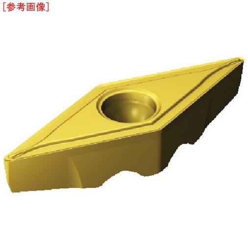 サンドビック 【10個セット】サンドビック コロターンTR 旋削用ポジ・チップ 2025 TR-VB1304-F2025