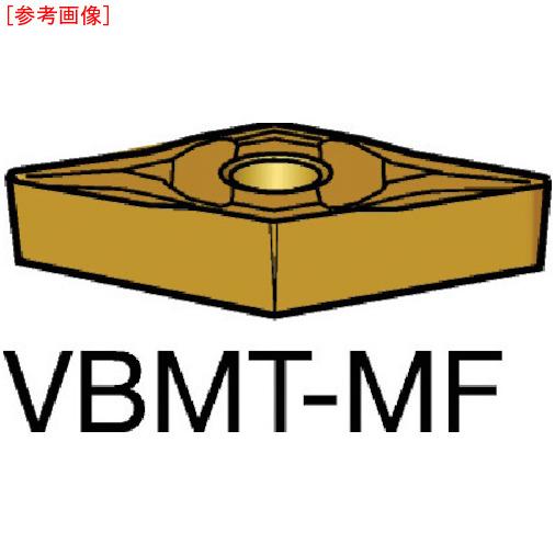 サンドビック 【10個セット】サンドビック コロターン107 旋削用ポジ・チップ 2015 VBMT160404MF-5