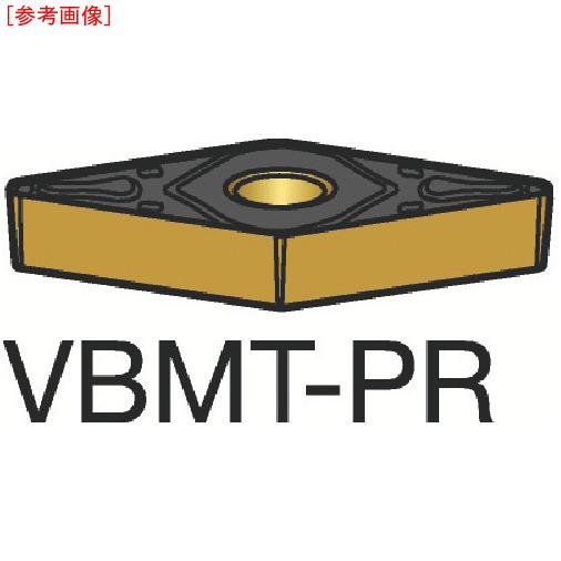 サンドビック 【10個セット】サンドビック コロターン107 旋削用ポジ・チップ 4235 VBMT160412PR-4