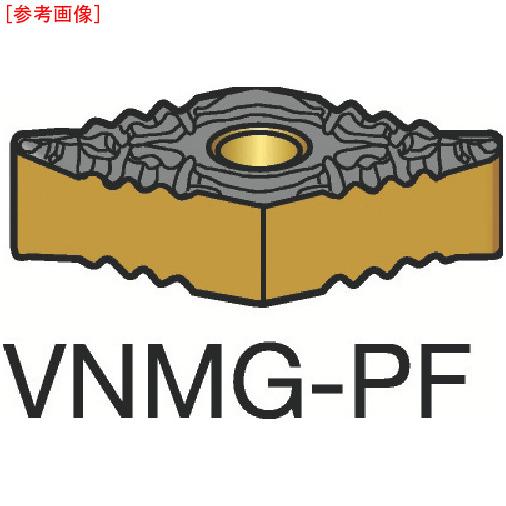 サンドビック 【10個セット】サンドビック T-Max P 旋削用ネガ・チップ 1525 VNMG160408PF-2