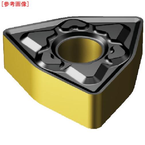 サンドビック 【10個セット】サンドビック T-Max P 旋削用ネガ・チップ 3210 WNMG060408KM-1