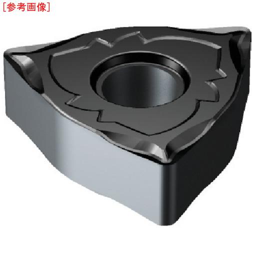 サンドビック 【10個セット】サンドビック T-Max P 旋削用ネガ・チップ 1105 WNMG080404SF-1