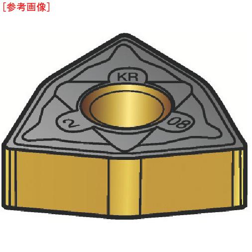 サンドビック 【10個セット】サンドビック T-Max P 旋削用ネガ・チップ 3210 WNMG080408KR-2