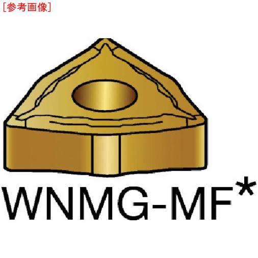 サンドビック 【10個セット】サンドビック T-Max P 旋削用ネガ・チップ 4235 WNMG080408MF-6