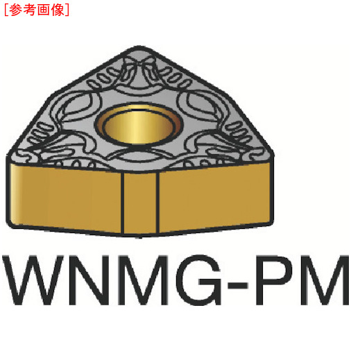 サンドビック 【10個セット】サンドビック T-Max P 旋削用ネガ・チップ 1525 WNMG080408PM-1