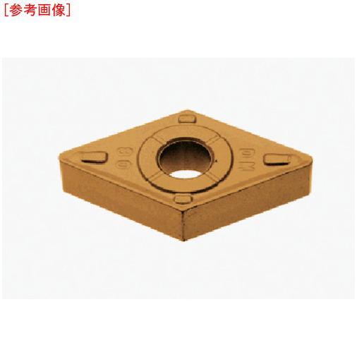 タンガロイ 【10個セット】タンガロイ 旋削用M級ネガTACチップ COAT DNMG150608-D-1