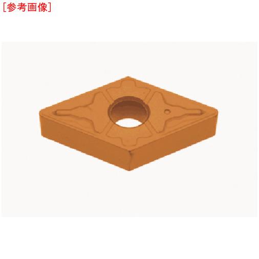 タンガロイ 【10個セット】タンガロイ 旋削用M級ネガTACチップ COAT DNMG150608-T-1