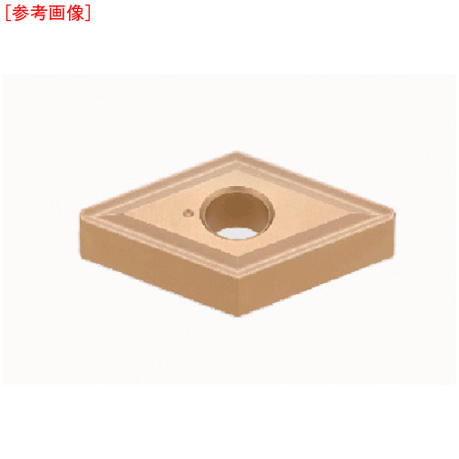 タンガロイ 【10個セット】タンガロイ 旋削用M級ネガTACチップ COAT DNMG150616-1