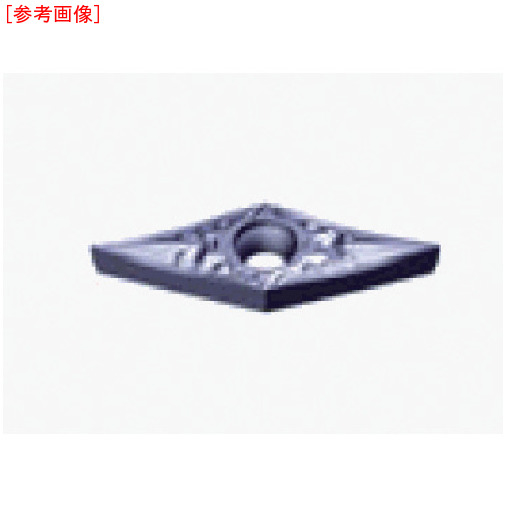 タンガロイ 【10個セット】タンガロイ 旋削用G級ポジTACチップ AH725 VBGT110304N-JS