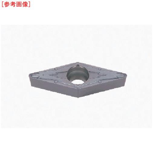 タンガロイ 【10個セット】タンガロイ 旋削用M級ポジTACチップ AH725 VCMT080204-P-1