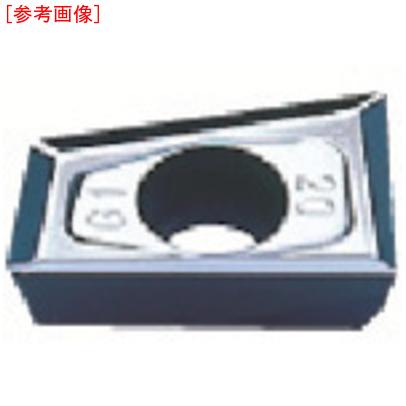 三菱マテリアルツールズ 【10個セット】三菱 P級VPコートフライスチップ VP15TF QOGT1035R-G1-2