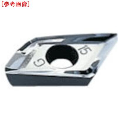 三菱マテリアルツールズ 【10個セット】三菱 P級超硬カッター用ポジチップ TF15 XDGT1550PDFR-4