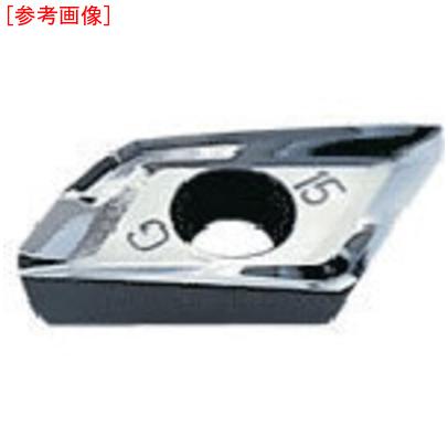 三菱マテリアルツールズ 【10個セット】三菱 P級超硬カッター用ポジチップ TF15 XDGT1550PDFR-6