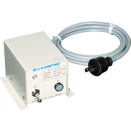 カネテック カネテック 電磁チャック用整流器 KR-N103A KR-N103A