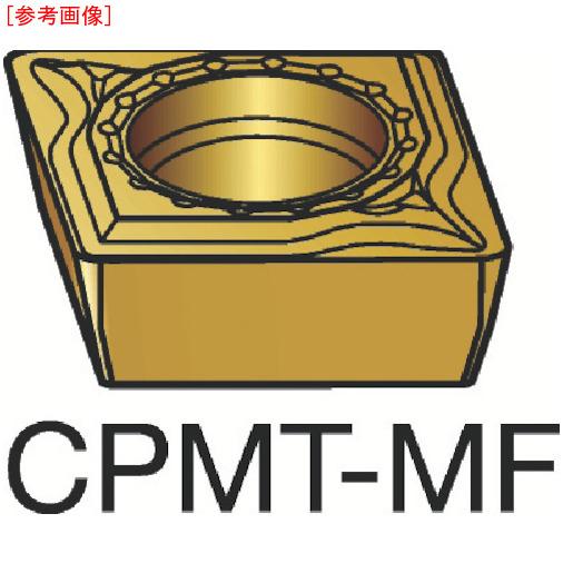 サンドビック 【10個セット】サンドビック コロターン111 旋削用ポジ・チップ 1125 CPMT060202MF