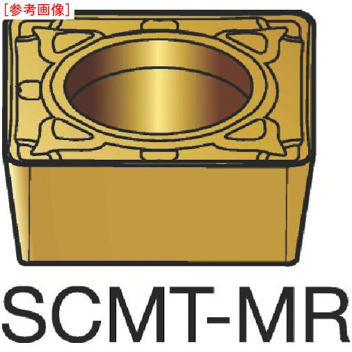 サンドビック 【10個セット】サンドビック コロターン107 旋削用ポジ・チップ 2025 SCMT120408MR