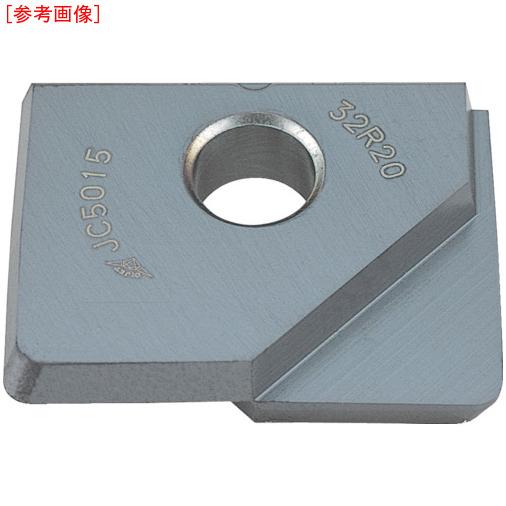 ダイジェット工業 【2個セット】ダイジェット ミラーラジアス用チップ JC8015 RNM250R0