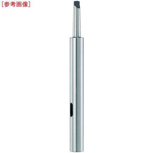 トラスコ中山 TRUSCO ドリルソケット焼入研磨品 ロング MT4XMT5 首下250mm TDCL45250