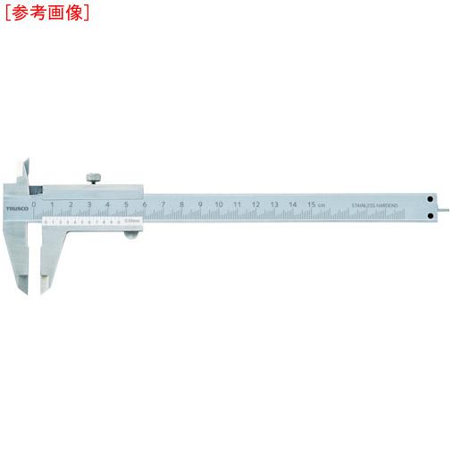 トラスコ中山 TRUSCO ユニバーサルデザイン標準型ノギス 300mm THN30U