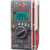 三和電気計器 SANWA ハイブリッドミニテスタ(3レンジ絶縁抵抗計+クランプ)40MΩまで DG35A DG35A