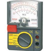 三和電気計器 SANWA アナログ絶縁抵抗計 500V/250V/125V PDM5219S PDM5219S