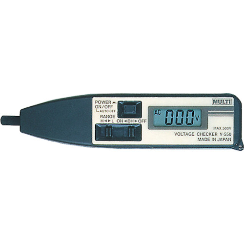 マルチ計測器 マルチ 検電計 V550