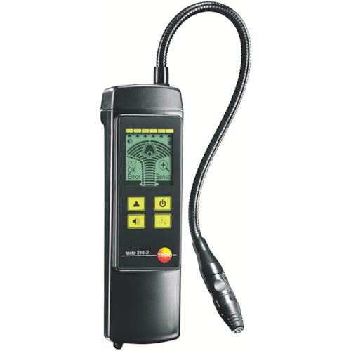 テストー テストー ガス漏れ検知器 TESTO3162