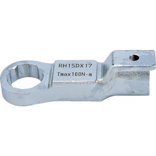 東日製作所 トーニチ リングヘッド 許容トルク200.0全長108mm 二面寸法41.0mm RH19DX41