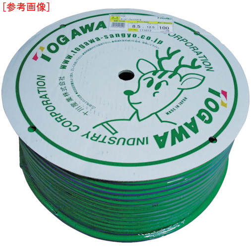 十川産業 十川 スーパーウィンソフトホース 100m巻 SWH8512