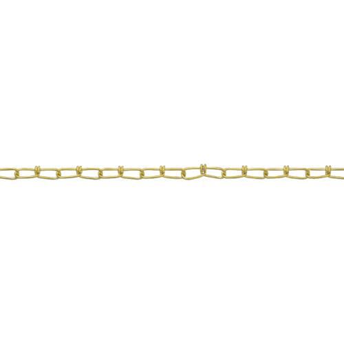 ニッサチェイン ニッサチェイン 真鍮キリンスビクターチェイン 1.6mm×30m BV16