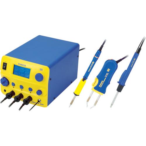 白光 白光 ハッコーFM-206 100V 2極接地型プラグ FM20601