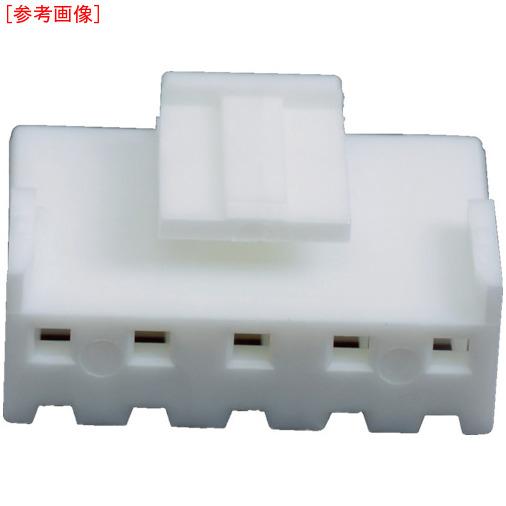 日本圧着端子製造 JST VHコネクタ用ハウジング 100個入り VHR6N
