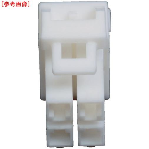 日本圧着端子製造 JST YLコネクタ用ハウジング プラグ 100個入り YLP03V
