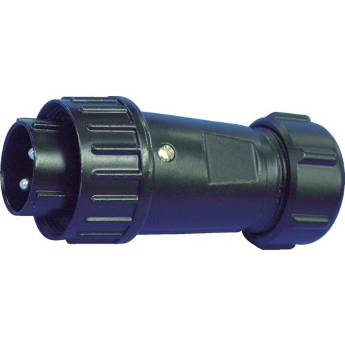 七星科学研究所 七星 防水メタルコネクタ NJW-20シリーズ 2極 PM10 NJW202PM10