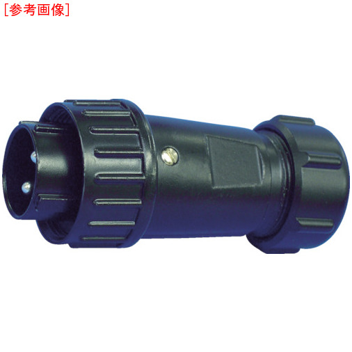 七星科学研究所 七星 防水メタルコネクタ NJW-20シリーズ 4極 PM10 NJW204PM10