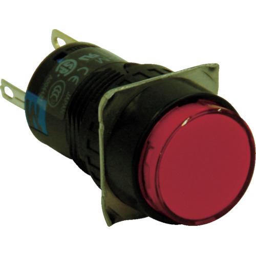 IDEC IDEC φ16丸形照光押しボタンスイッチ AL6MM14R