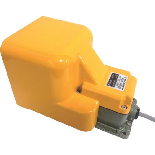 大阪自動電機 オジデン フットスイッチ産業用防雨形・シールドカバー付 定格6A-250VAC  OFL1SM2K