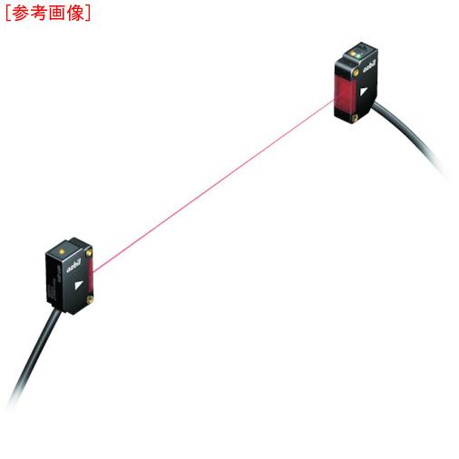 アズビル アズビル アンプ内蔵光電センサ 透過形 検出距離30m NPN出力 HP7T41