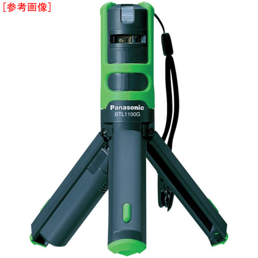 【残りわずか】 BTL1100G:爆安!家電のでん太郎 パナソニックエコソリューション Panasonic 墨出し名人ケータイ壁十文字-DIY・工具
