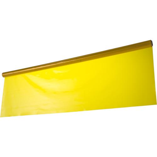 トラスコ中山 TRUSCO 溶接遮光シートのみ 0.35TXW2050XH5000 黄 A325Y