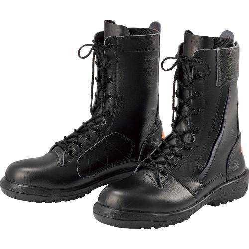 ミドリ安全 ミドリ安全 踏抜き防止板入り ゴム2層底安全靴 RT731FSSP-4 24.5 RT731FSSP424.5