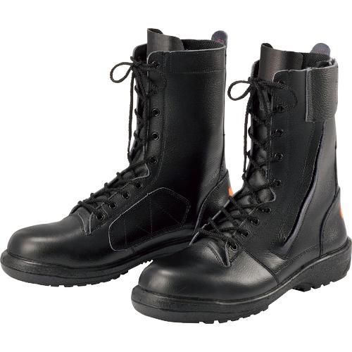 ミドリ安全 ミドリ安全 踏抜き防止板入り ゴム2層底安全靴 RT731FSSP-4 25.0 RT731FSSP425.0