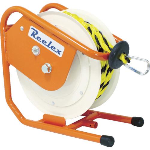 中発販売 Reelex バリアリール ロープタイプ 外径12.0mm×10m BRR1210