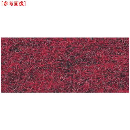 ワタナベ工業 ワタナベ パンチカーペット エンジ 防炎 91cm×30m CPS7019130