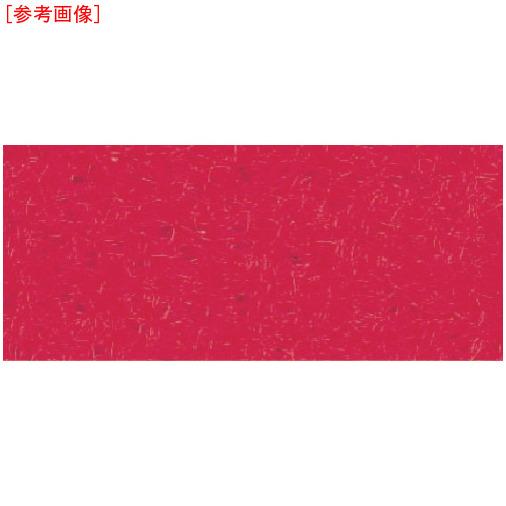 ワタナベ工業 ワタナベ パンチカーペット クリムソン 防炎 91cm×30m CPS7139130